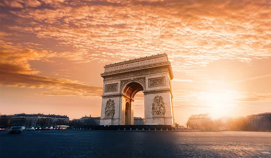 Travelling in France
