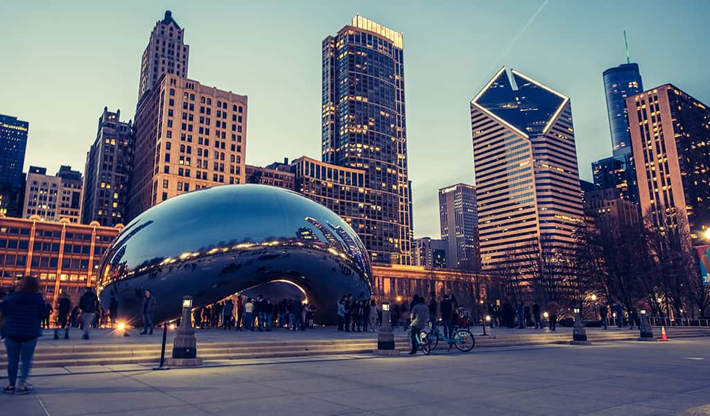 Chicago things to do and where to stay