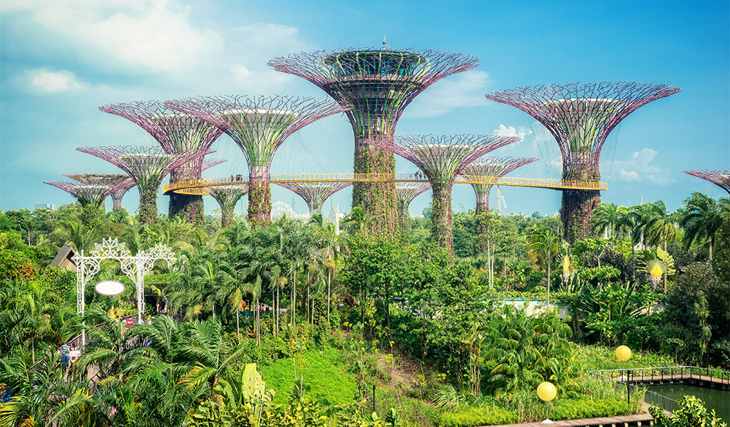 Singapore weather, tourist attractions and vacation tips