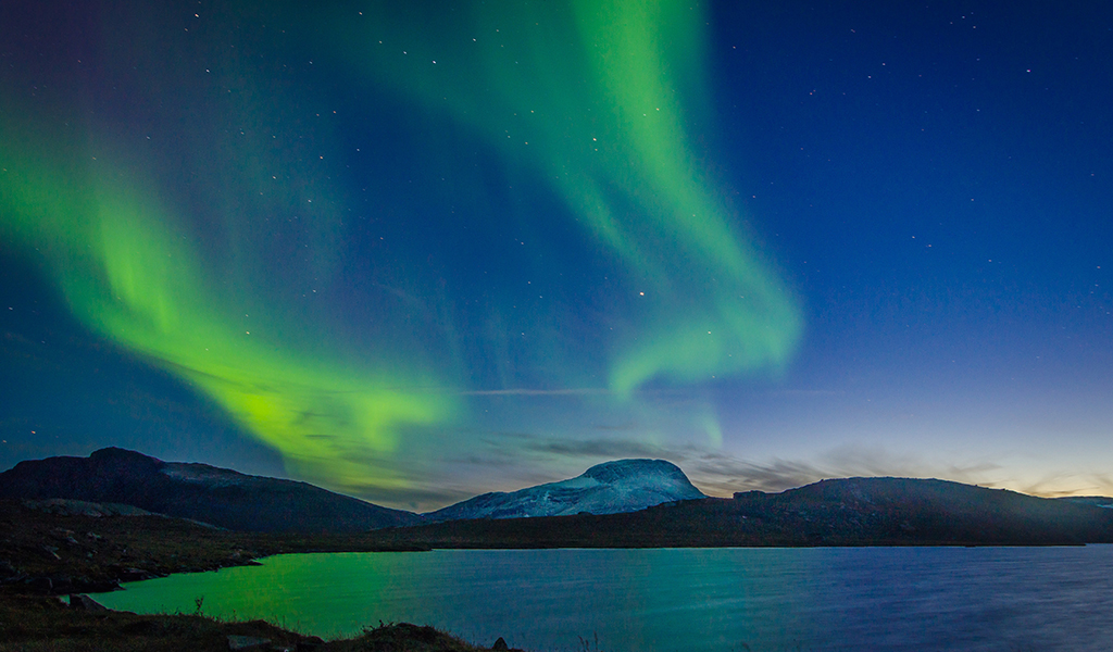 Festivals, Flights and Northern lights - what to consider on Sweden time